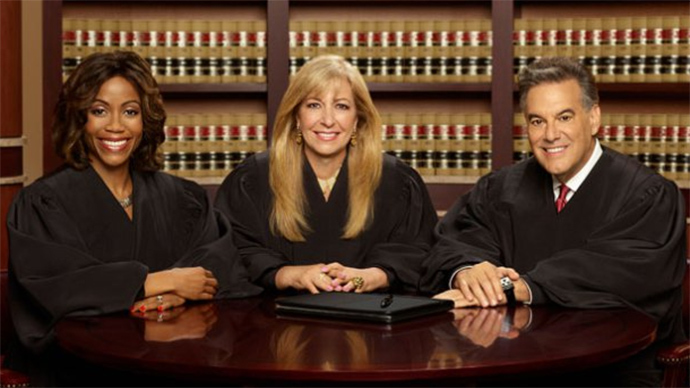 The Judges of 'Hot Bench'