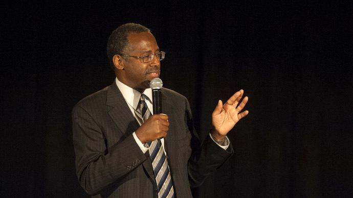 Rising GOP star Dr. Ben Carson's prescription for America
