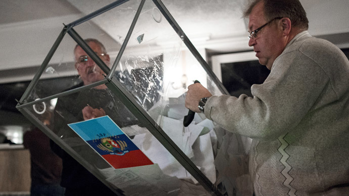Donbass Decides