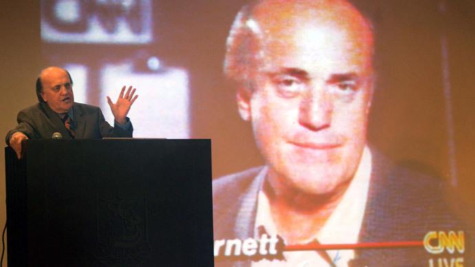 Ex-CNN Reporter Peter Arnett: Obama Seems 'Too Cautious' With Foreign Affairs