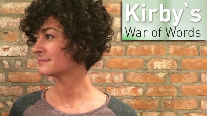 Kirby's War of Words - Anastasia Churkina