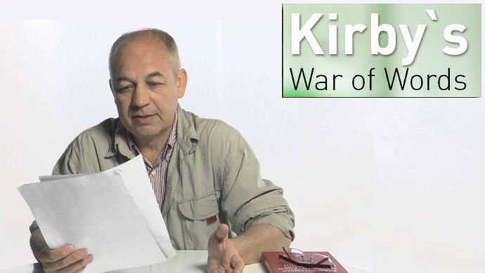 Kirby's War of Words with Alexander Domrin