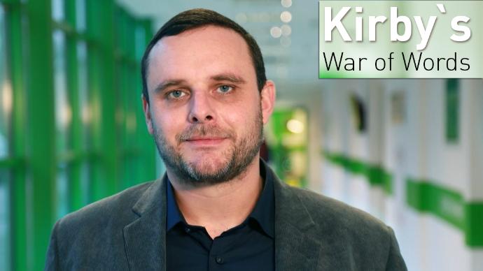 Kirby's War of Words with Manuel Ochsenreiter