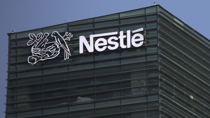 Nestle's new scheme, McCain's war hypocrisy & police jump outs