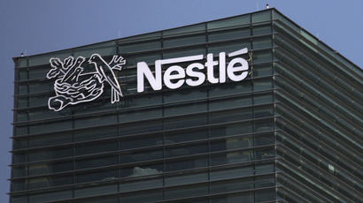 ​Nestle's new scheme, McCain's war hypocrisy & police jump outs