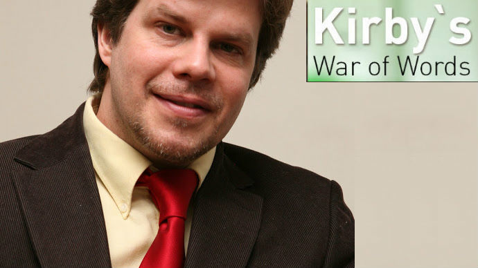 Kirby War of Words with Robert Bridge