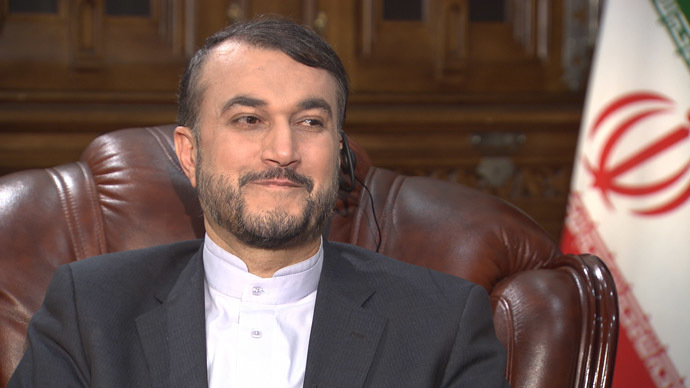 ​Iran's deputy FM: Yemen's president uses terrorists to fight rebels