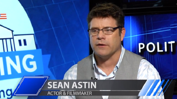 Actor Sean Astin On His History With Hillary & His Twitter Feud Over #Baltimore