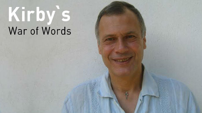 Kirby' War of Words with Bill Mallinson