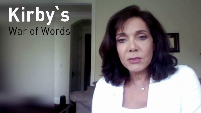 Kirby' War of Words with Soraya Ulrich