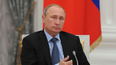 Thirst for change dangerous if leads to destruction – Putin