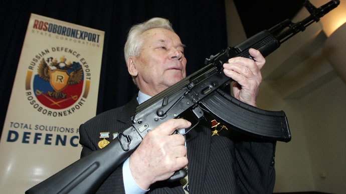 Rip Kalashnikov 20 Facts You May Not Have Known About Ak 47 And Its