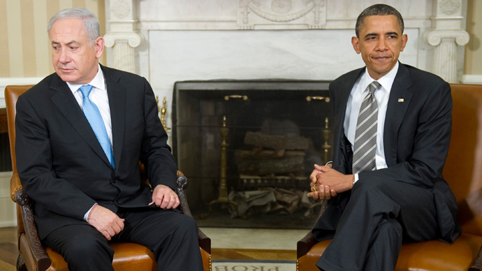 Obama-Netanyahu row strains ties ahead of Israeli elections