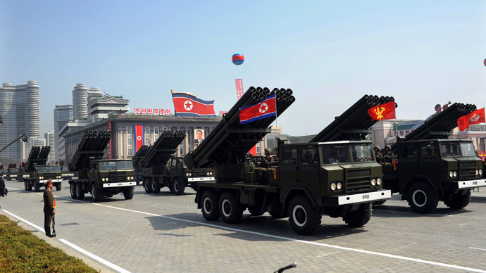 N. Korea: Our nuke missiles can hit mainland US