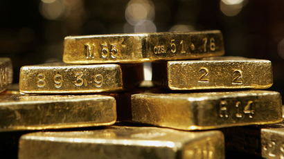 Gold price set for worst 2-day loss in 30 years