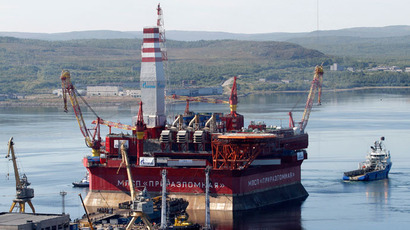 Russian Arctic shelf to be kept idle for Gazprom and...
