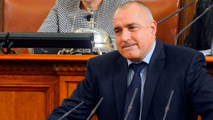 Bulgaria govt resigns over austerity