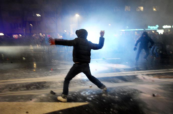 AFP Photo / Nikolay Doychinov