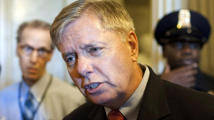 Sen. Lindsey Graham says US drones have killed nearly 5,000 people
