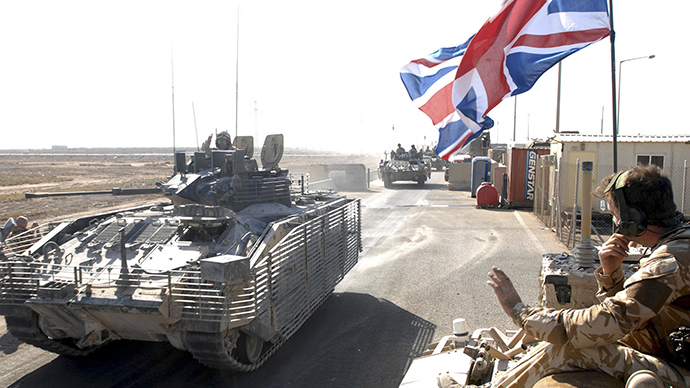 UK may divert billions in foreign aid to military