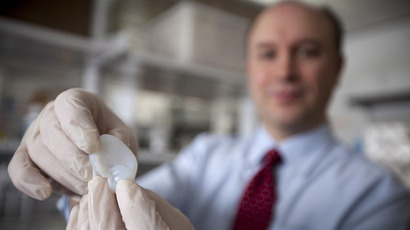 Bioengineers promise to 3D-print human hearts in a decade
