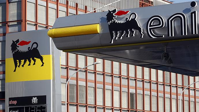 Eni might take Gazprom to court over 'take or pay' pricing