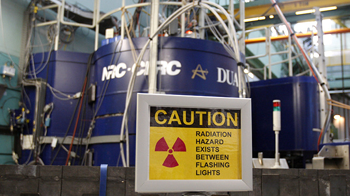 Mission to transport 23,000 liters of bomb-grade uranium from Canada to US
