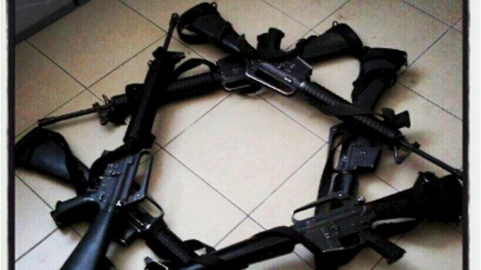Going commando: IDF 'hitman/assassin' posts disturbing pictures on FB, Instagram