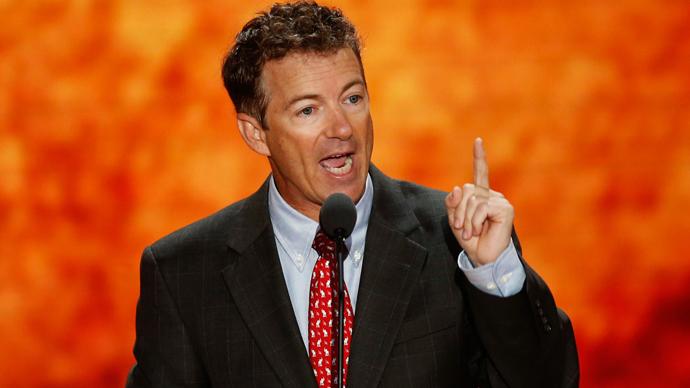 Rand Paul to return Senate budget surplus to Treasury