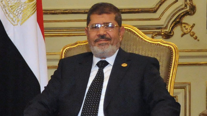Egypt's Morsi calls parliamentary elections in April