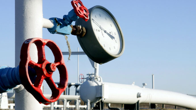 Ukraine not payin': Kiev rejects $7bn gas fine by Gazprom