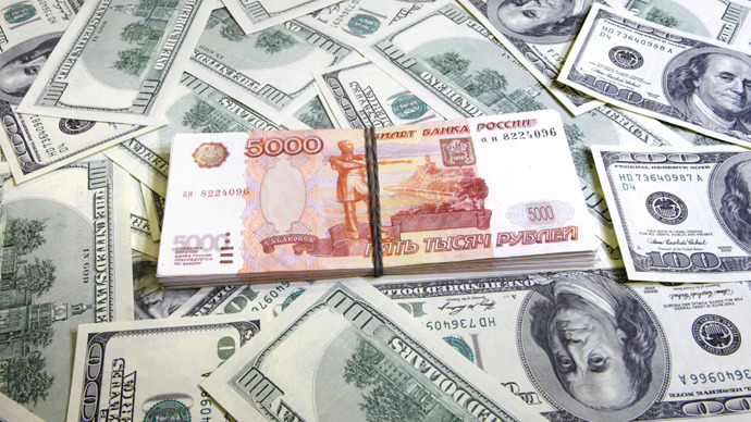 Russian capital outflow to reach $50bn in 2013, 'enough to fund another Olympics'