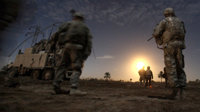 US deploys troops to Niger