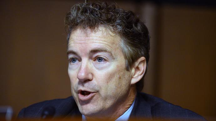 Rand Paul's plan for the Pentagon: Stop spending millions on goldfish