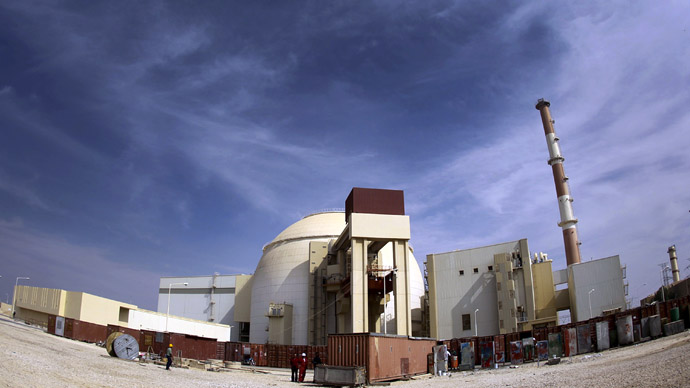 Russian experts to inspect Iran's Bushehr nuke plant following deadly quake