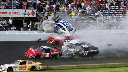 No charges brought after NASCAR champ hits, kills competitor (SHOCKING VIDEO)