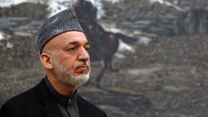 'Categorically false': US dismisses Karzai's accusations of Taliban terror collusion