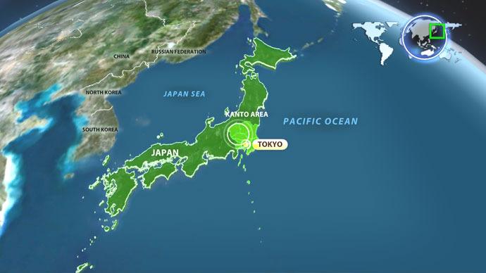 Magnitude 5.7 earthquake hits near Tokyo