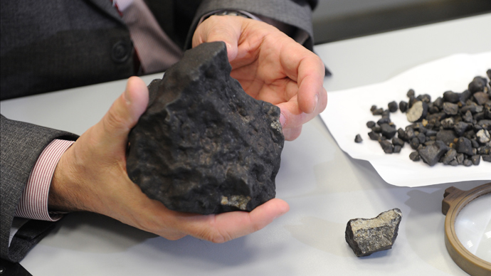 1kg meteorite piece found in Russian Urals, biggest chunk yet discovered