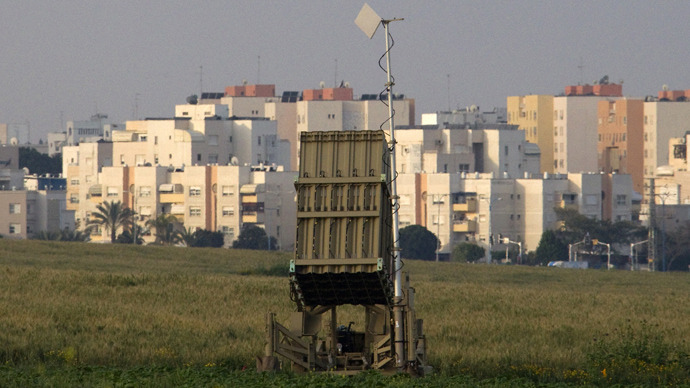 Rocket blast strikes southern Israel, breaking Gaza truce