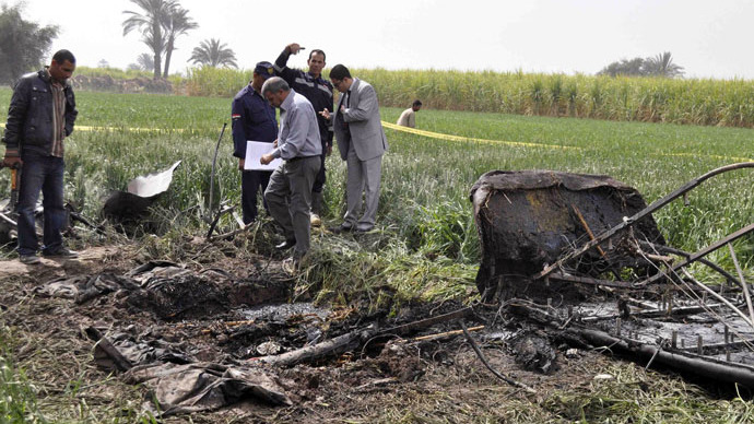 At least 19 tourists dead in Egypt hot air balloon crash