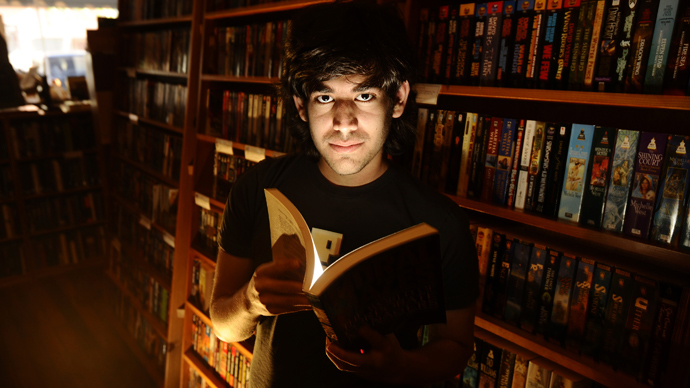 Secret Service accused of misconduct in Aaron Swartz case