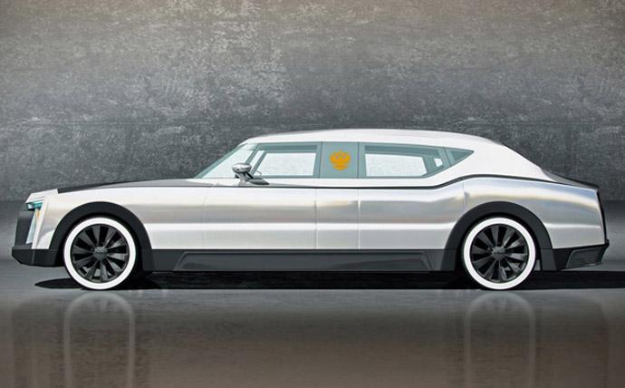 Concept by Vladimir Bolotov (image from Motor.ru)