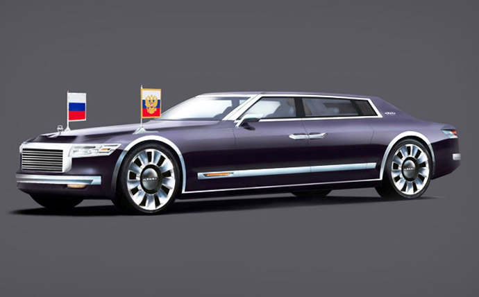 Concept by Aleksander Bukarev (image from Motor.ru)