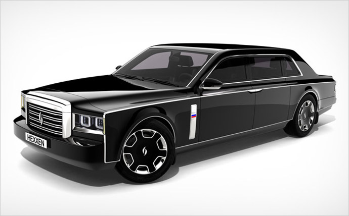 Concept by Dmitry Dyachenko (image from Motor.ru)