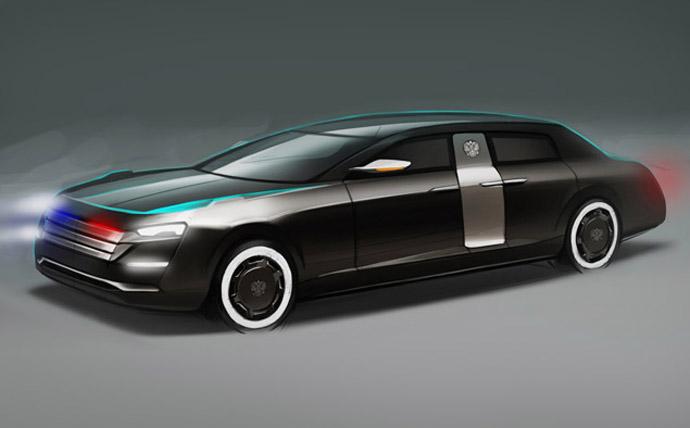 Concept by Vladimir Filatov (image from Motor.ru)