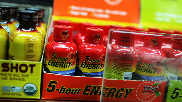 Now caffeine's turn: Scientist urges for energy drink regulation