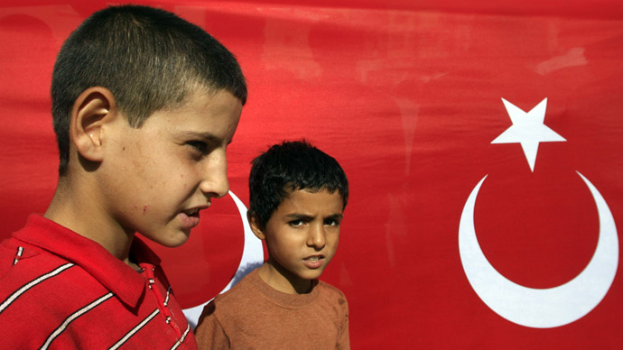Turkey wants Turk-born kids brought up in native culture