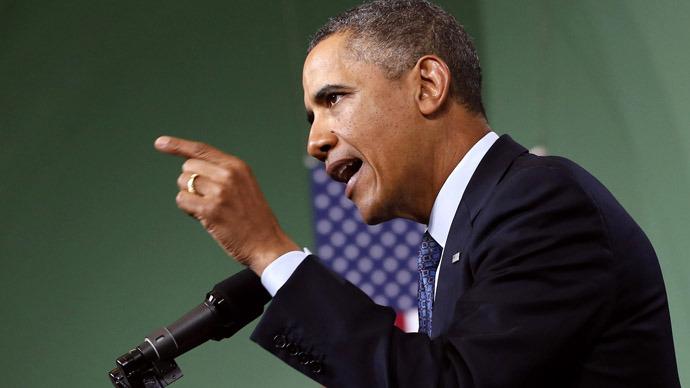 Obama to threaten Iran with military strike in June, Israeli media reports