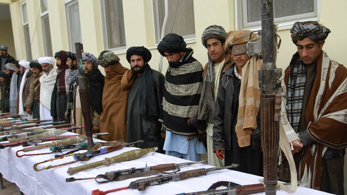 US officials admit 'incorrectly entered' data on Taliban attack downturn in 2012